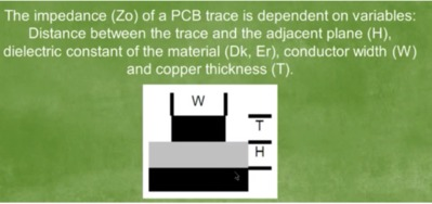 PCB-trace-impedance-control