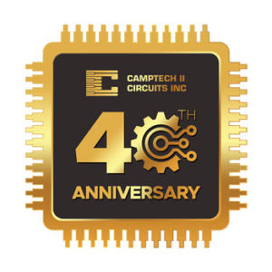 Camptech 40 years of PCB Fabrication and PCB Assembly