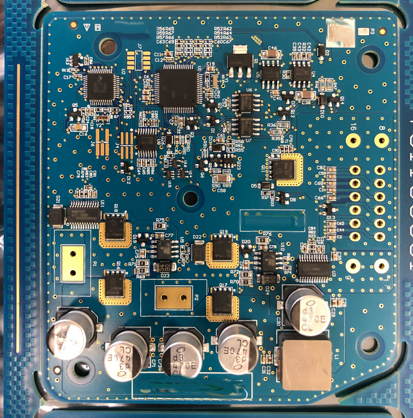 PCB Assembly Services - Camptech