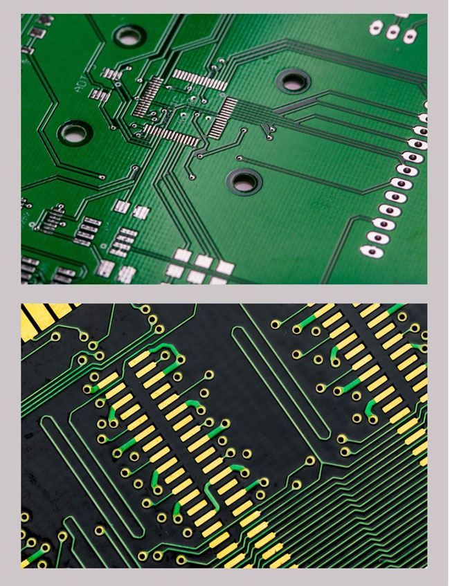 PCB surface finish types