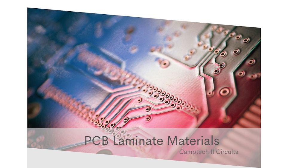 PCB laminate materials
