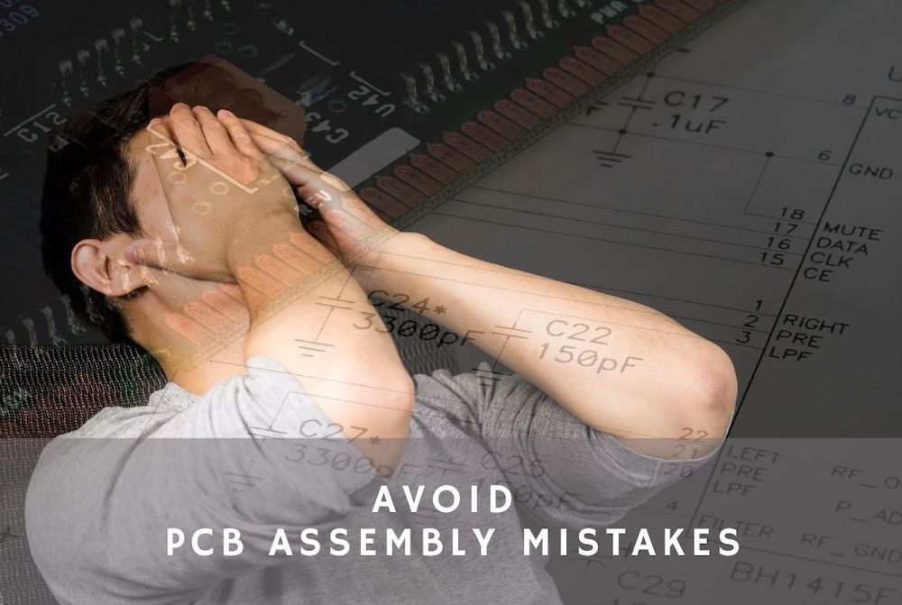 How to avoid PCB assembly mistakes
