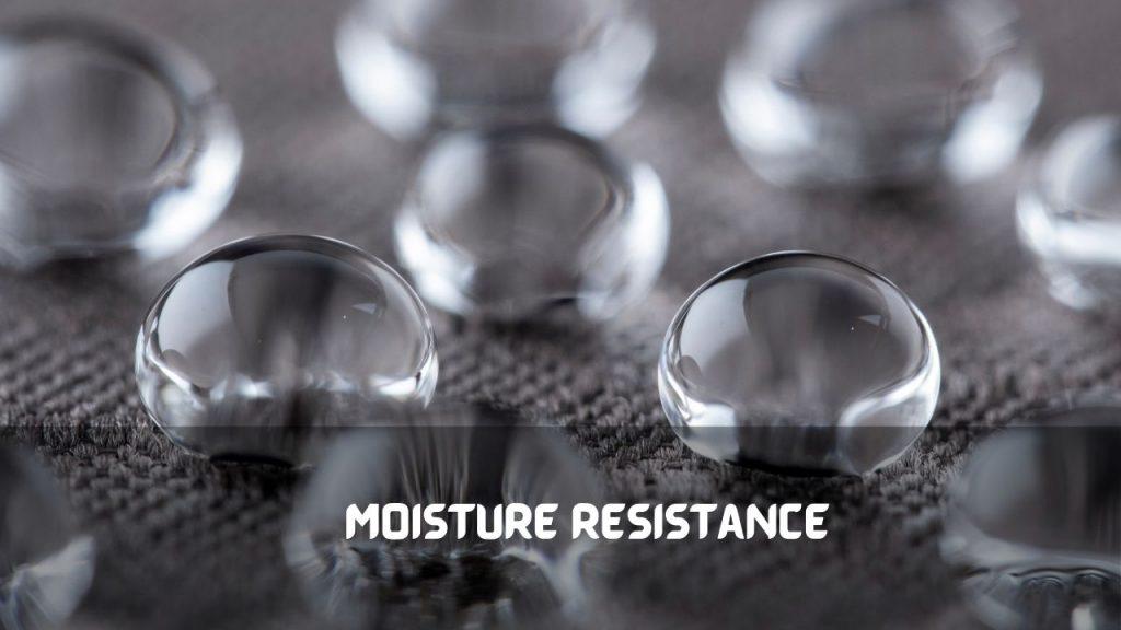 PCB material moisture resistance