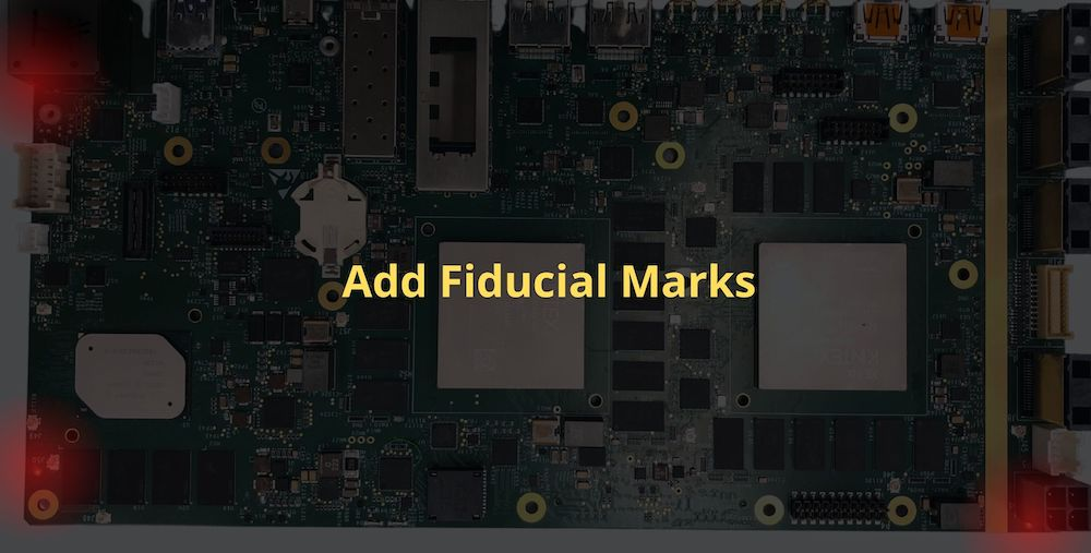 PCB Fiducial Marks